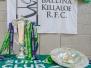 Six Nations Trophy in Ballina Killaloe R.F.C.