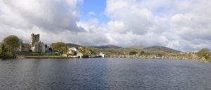 Twin towns - Killaloe (left) & Ballina (right)